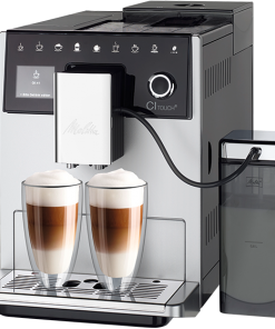 Кафе автомат caffeo cl touch silver